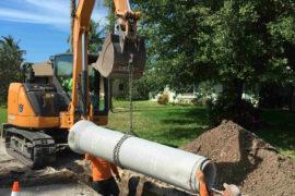 Heritage Ridge Pipe Replacement & Resurfacing